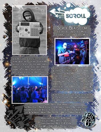 Scroll Media Kit